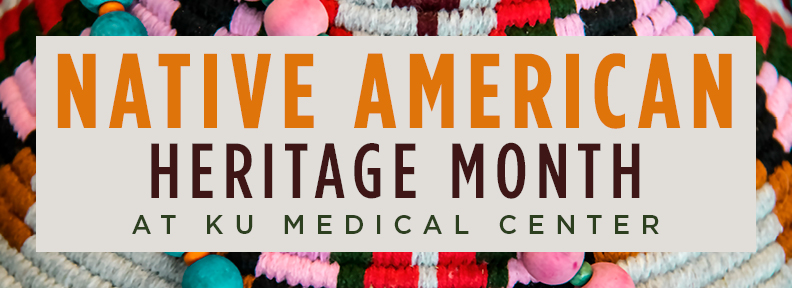 Native American Heritage Month banner image