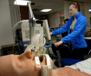 Respiratory Therapy high school major subject