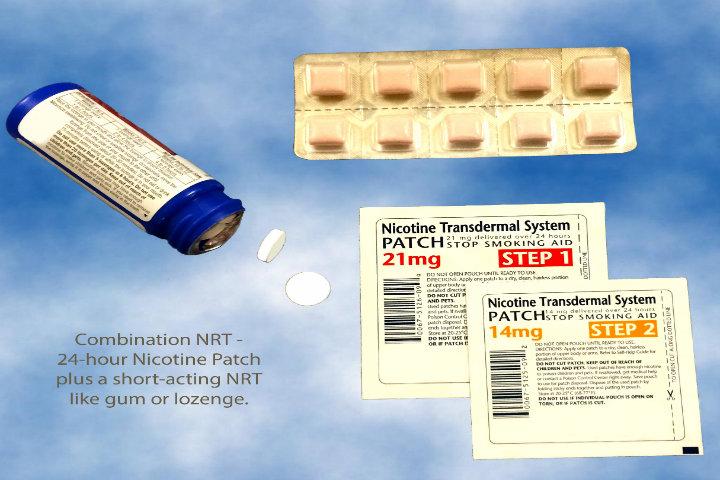 nicotine patch helped me stop smoking